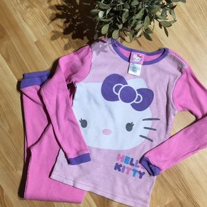 💥3/$25 Hello Kitty Thermal's Size 8